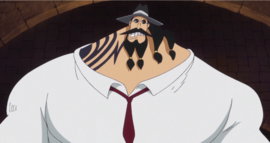 Bobby Funk in the anime