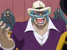 Jigra en el anime