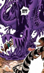 Magellan attaks Luffy and Bentam.jpg