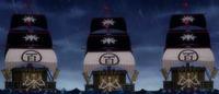 Navi dei Pirati delle cento bestie