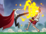 Monkey D. Luffy vs. Vinsmoke Sanji