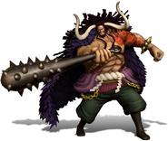 Kaidou Pirate Warriors 4