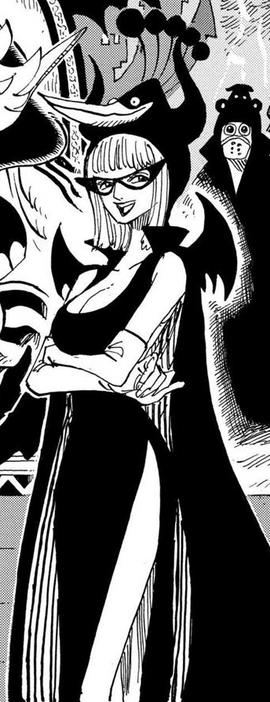 Kinderella after the timeskip in the manga