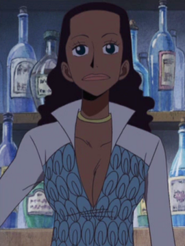 Mani in the anime