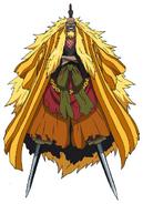 Shiki Anime Concept Art