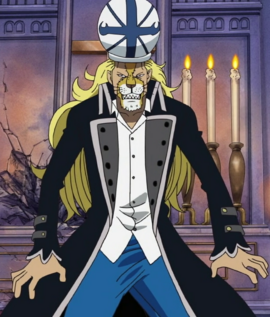 Absalom in the anime