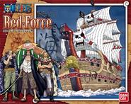 Portada caja modelo red force 2015
