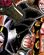 Ucy's Manga Color Scheme