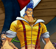 Franky Movie 11 Outfit
