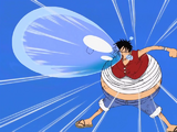 Wodny Luffy