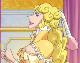 Сари Нантуканетт в аниме