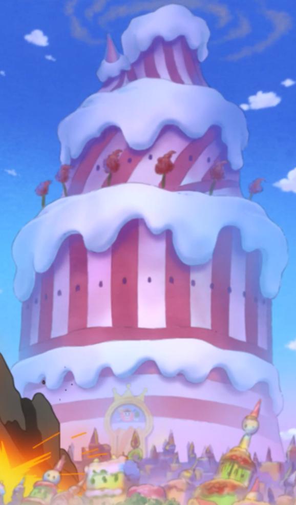 Whole Cake Chateau