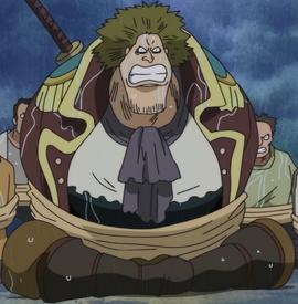 Haritsu Kendiyo in the anime