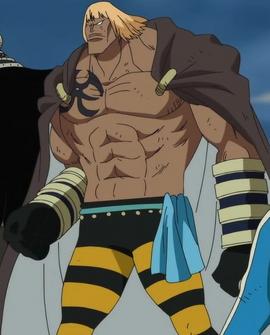 Kingdew in the anime