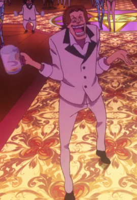 Bandsman in the anime