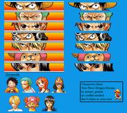 DragonDream-Characters