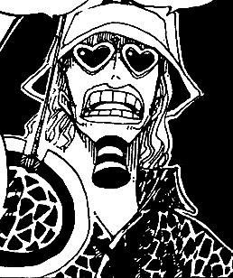 Jango dalam manga