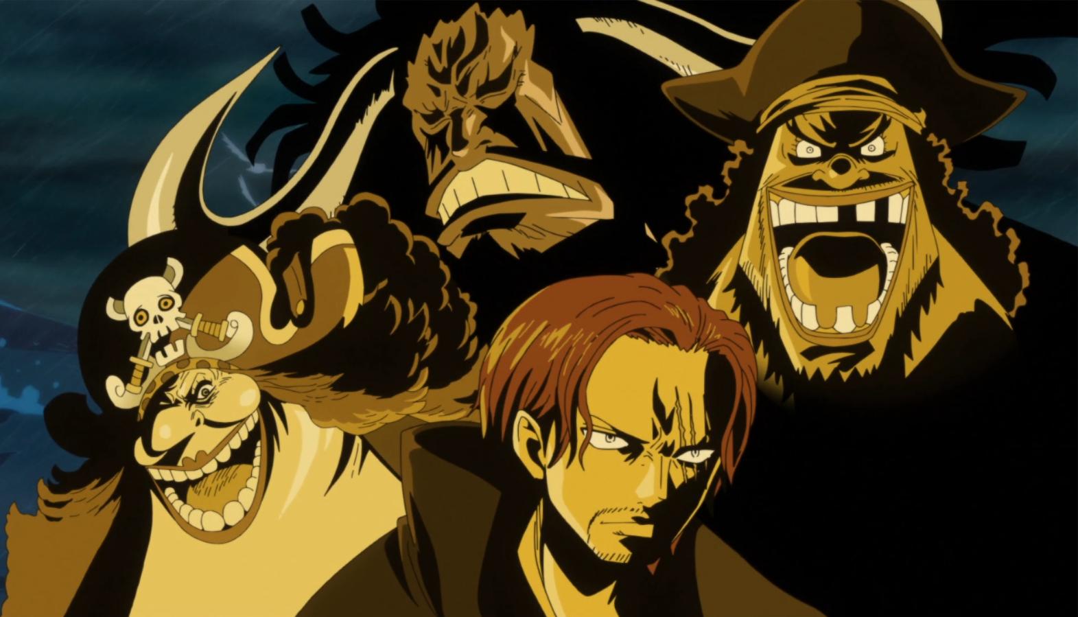 Pirates/Quatre Empereurs