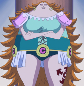 Charlotte Citron in the anime
