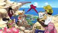 Crazy Rainbow Star - Usopp, Luffy, Robin et Chopper.png