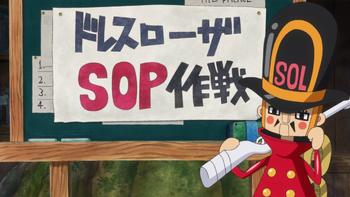 Operation SOP