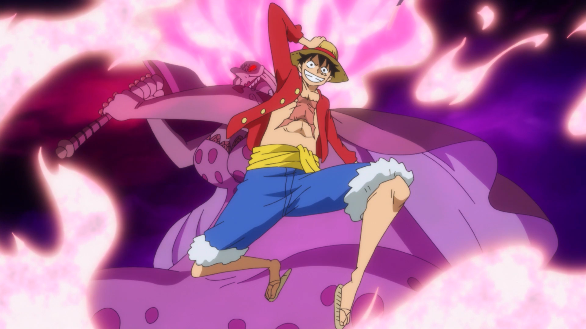 Super Powers One Piece Wiki Fandom