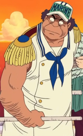 Pukau in the anime