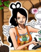 Raki Post Timeskip in Digital Manga