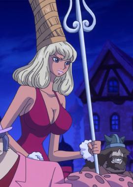Charlotte Prim in the anime