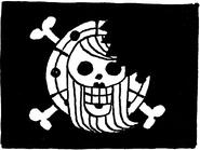 Bonney Pirates' Jolly Roger