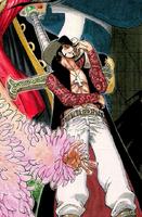 Drakul Mihawk manga