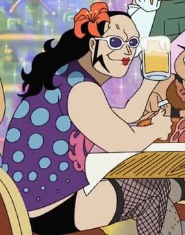Франсуа в аниме