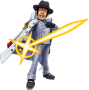 Kizaru Vice Admiral Thousand Storm