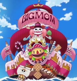Queen Mama Chanter Anime Infobox.png