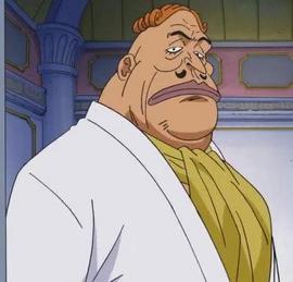 Ahho Desunen IX in the anime