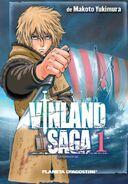 Portada del Volumen 1 de Vinland Saga
