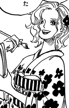 Sarahebi in the manga