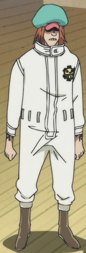 Shachi in the anime