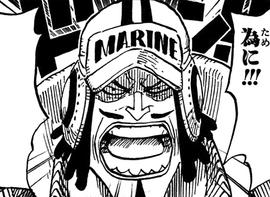 Akehende in the manga