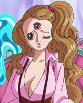Charlotte Pudding in the anime