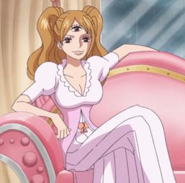 Шарлотта Пурин в аниме