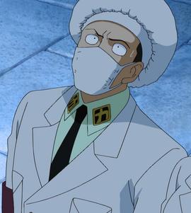 Muchana in the anime