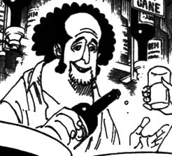 Humphrey en el manga