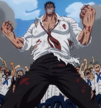Monkey D Garp One Piece Wiki Fandom