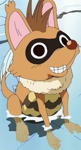 Nukky in the anime