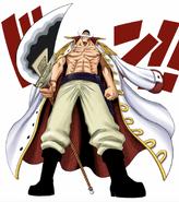 Whitebeard Digitally Colored Manga