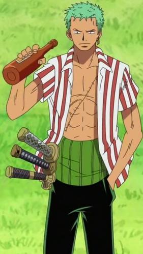 Pré-Timeskip no Anime
