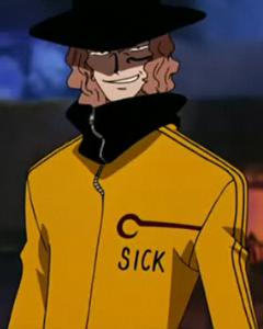 Shuraiya Bascùd in the anime