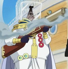 Jalmack in the anime