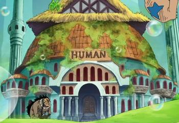 Rumah Pelelangan Manusia